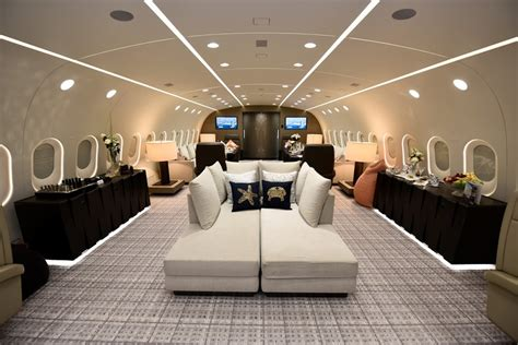 Luxurious Yet Liveable Penthouse by Inside The Boeing 787 Dreamliner The World S Most