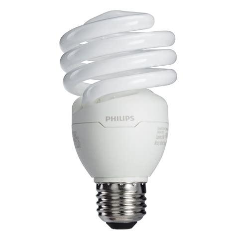 philips 433557 23w 100 watt t2 6500k cfl light