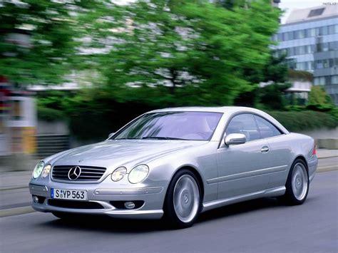 2000 Mercedes Cl 500 by Mercedes Cl55 Amg 2000 Auta Na Plochu Tapety Na