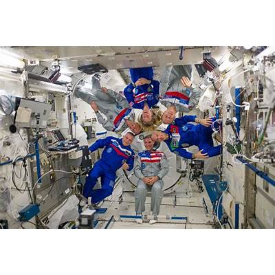 Inside International Space Station (page 3) - Pics about space