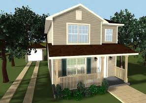 2 story cabin plans small two story house plans one story house two story