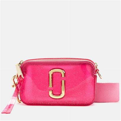 Marc Jacobs Bag Jelly Snapshot Pink Multi