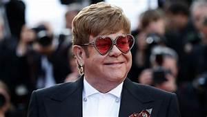 Elton John and Rocketman blast off in Cannes | Stuff.co.nz  Elton