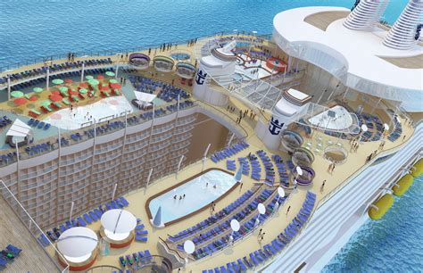 Oasis Of The Seas, Il Mondo In Una Nave Storica Tappa