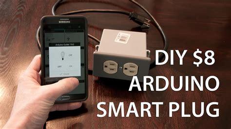 diy arduino smart outlet lamp module youtube