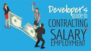 Software Developer U0026 39 S Guide To Contracting Versus Salary
