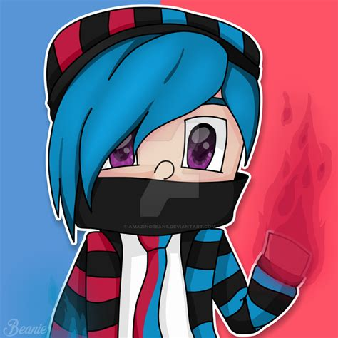 Desfote Minecraft Profile Picture By Amazingbeans On
