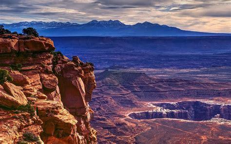 Canyonlands National Park Near Moab Utah  Hd Wallpapers