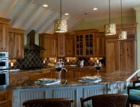 kitchen lights island l shaped kitchen island lit gorgeously using alita pendant