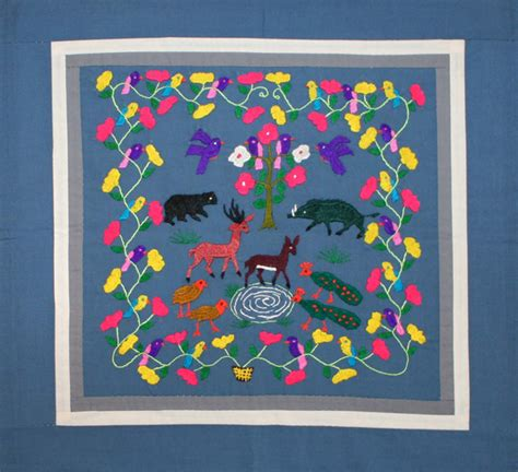 hmong embroidery embroidery animals