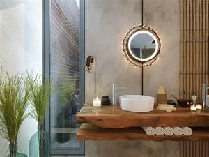 Putz Für Badezimmer : moderne wandgestaltung im bad 30 ideen und beispiele ~ Sanjose-hotels-ca.com Haus und Dekorationen