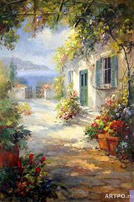 Mediterranean Art Paintings