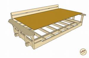 Build a Porch Bed Swing: Plans and Video How-To - Wood It