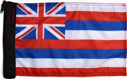Flag Hawaii State Foreverwave