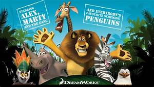 Madagascar Live! Join ALEX, MARTY, MELMAN, GLORIA and the ...