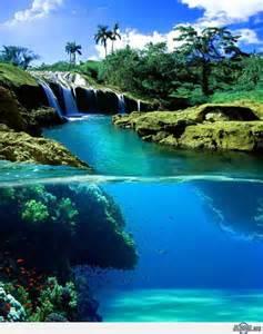 Beautiful Hawaii Waterfalls