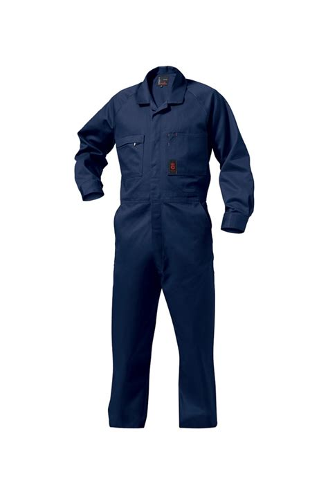 KingGee Combination Drill Overall Navy