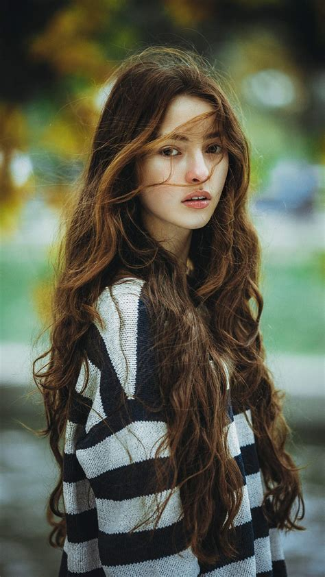 Brown Hair Female