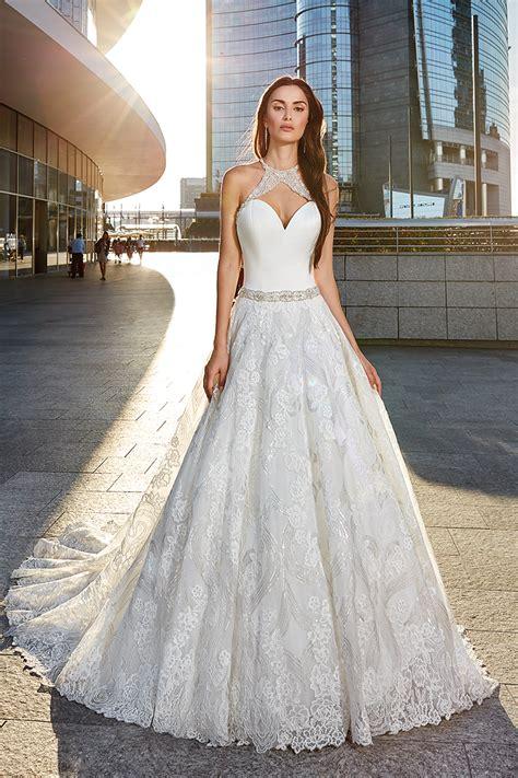 designer wedding dresses a line eddy k bridal gowns designer wedding dresses 2018