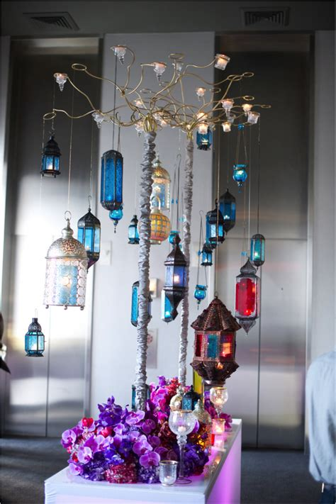 sonal  shah event consultants llc moroccan themed decor