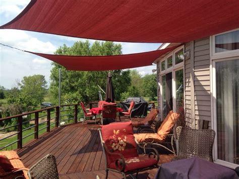 shade sails from home depot backyard shade