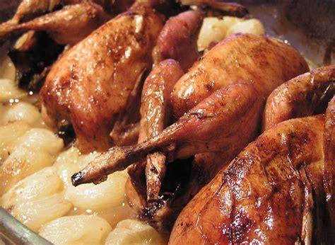 cuisiner cailles comment cuisiner des cailles