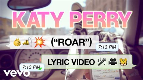 Roar (lyric Video)