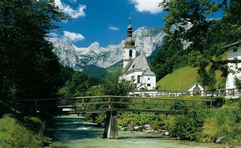 kirchen im berchtesgadener land