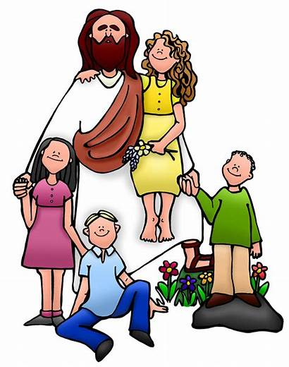Jesus Clipart Lds Baptism Cliparting Cliparts Load