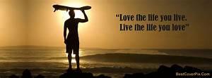 Live Life Quotes Fb Cover. QuotesGram