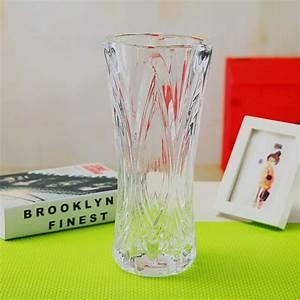 Gros Vase En Verre : gros vase en verre transparent pour arrangement de fleurs artisanat d 39 imitation antique id de ~ Melissatoandfro.com Idées de Décoration