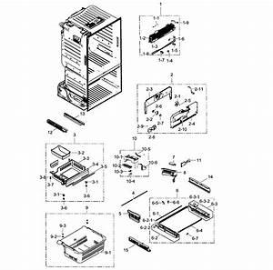 Samsung Rf267abrs Refrigerator Schematic Diagrams