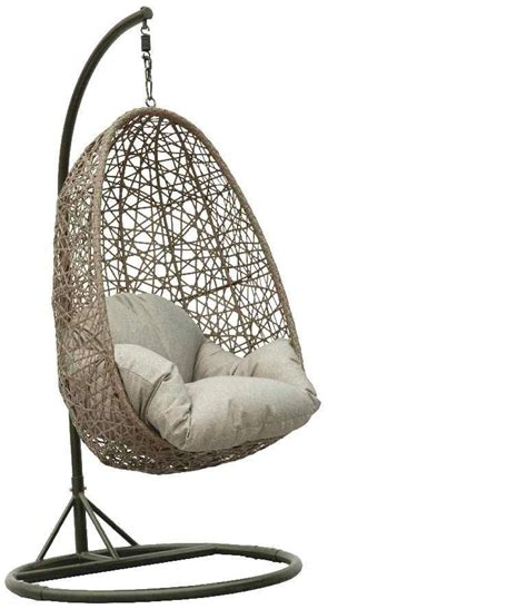 designer hanging egg chair outdoor garden rattan by