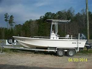 2002 Sea Pro V2100