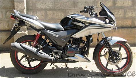 Bike Modification Of Honda Stunner by Magnificent Honda Stunner Modification Parts Travelnetwork