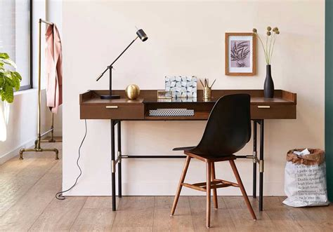 design bureau de travail un bureau design pour un espace de travail stylé