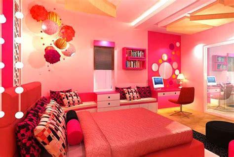 Pretty Girls' Bedroom Designs