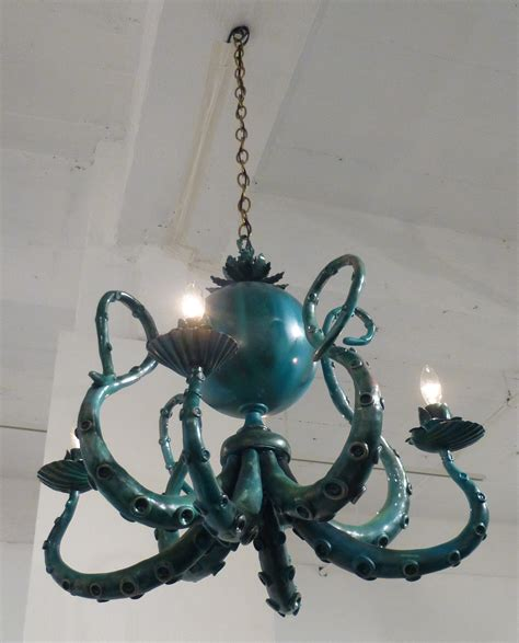 octopus chandelier for octopus chandelier the worley gig