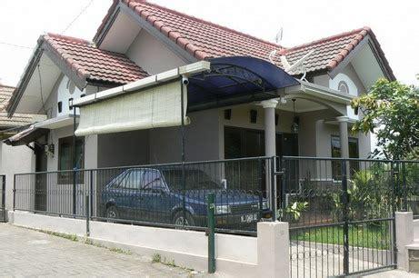 gambar model garasi rumah minimalis modern terbaru