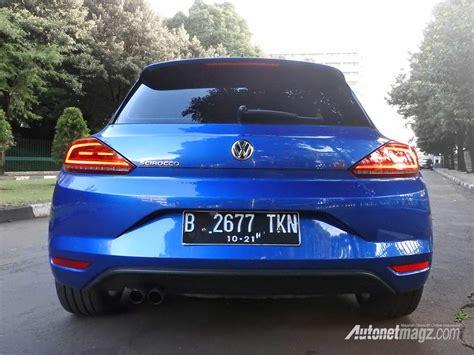 Gambar Mobil Volkswagen Scirocco by Vw Scirocco Indonesia 2017 Harga Autonetmagz Review