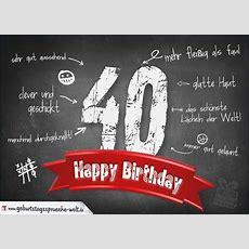 Zum 40 Geburtstag Mann Travelslowco