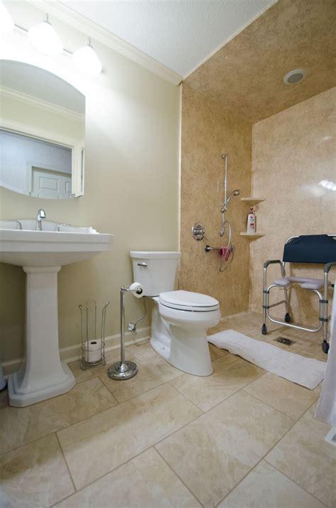 ss    bath remodels handicap bathroom