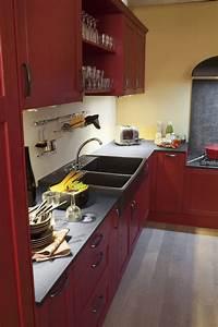 belle association de couleurs pour cette cuisine projet With pour cuisine