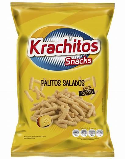 Queso Palitos Sabor Salados Krachitos Snacks Productos