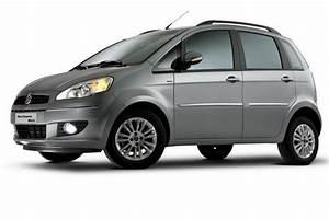 Fiat Idea   Restylage Pour 2011
