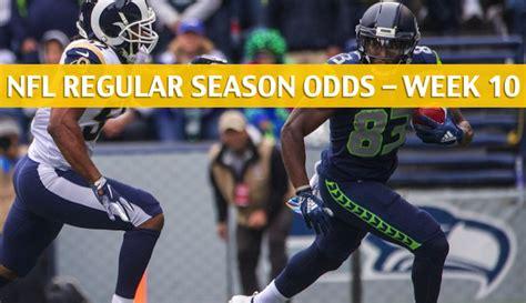 seahawks  rams predictions picks odds preview