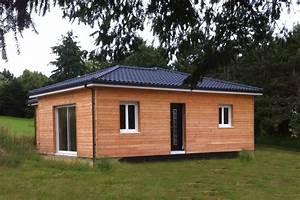 Prix Kit Maison Bois : cuisine nos mod les de maisons pas cher en bois p ~ Premium-room.com Idées de Décoration