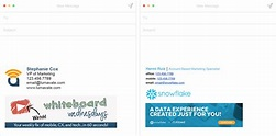 36 Examples of the Best Email Signatures - Terminus (Sigstr)