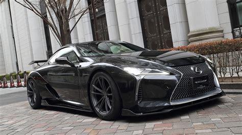 Lexus Lc Modification by βελτιωμένο Lexus Lc από την Artisan Spirits Autoblog Gr