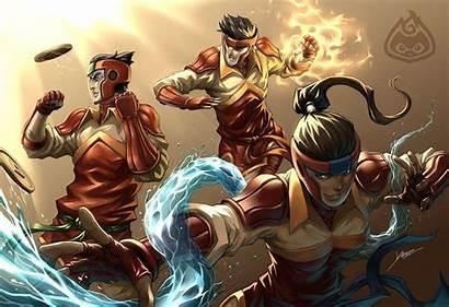 Avatar Wallpapers Aang Airbender Last
